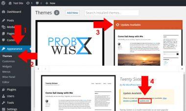 WordPress-update-automatic